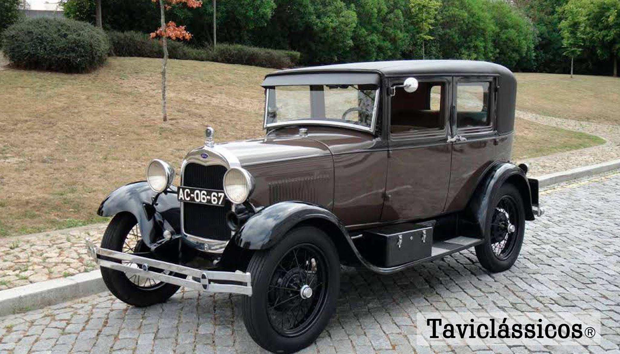 Ford A 1929 - Taviclassicos